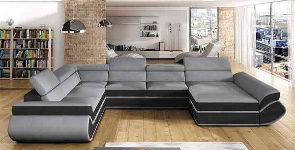 Làm mới phòng khách bằng ghế sofa giường - Ảnh 1.