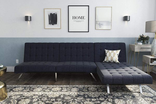 Làm mới phòng khách bằng ghế sofa giường - Ảnh 2.