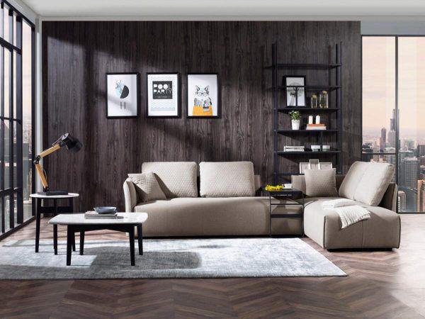 Làm mới phòng khách bằng ghế sofa giường - Ảnh 11.
