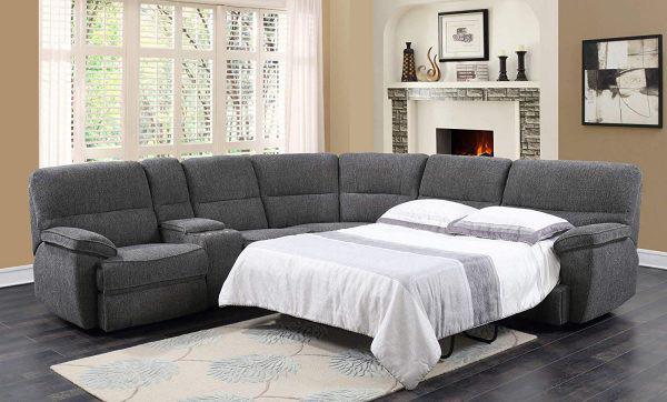 Làm mới phòng khách bằng ghế sofa giường - Ảnh 10.