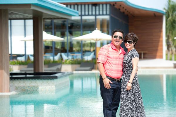 Hơn 30 năm hôn nhân của Chí Trung - Ngọc Huyền và dấu hiện rạn nứt - Ảnh 3.