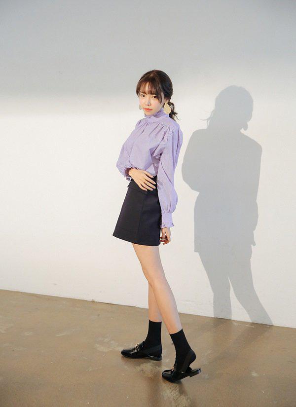 Khéo chọn áo sơ mi cách điệu, phong cách đi làm của chị em sẽ bớt nhàm chán hơn nhiều  - Ảnh 2.