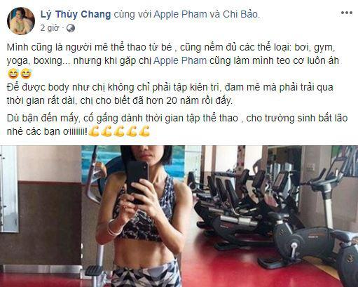 Bạn gái đại gia của diễn viên Chi Bảo phản ứng bất ngờ sau khi vợ cũ của người yêu được khen hết lời  - Ảnh 1.