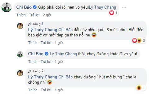 Bạn gái đại gia của diễn viên Chi Bảo phản ứng bất ngờ sau khi vợ cũ của người yêu được khen hết lời  - Ảnh 2.