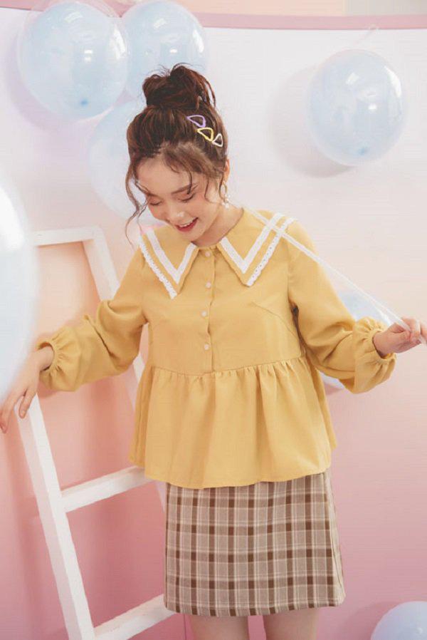 Khéo chọn áo sơ mi cách điệu, phong cách đi làm của chị em sẽ bớt nhàm chán hơn nhiều  - Ảnh 16.