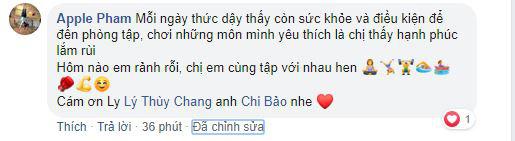 Bạn gái đại gia của diễn viên Chi Bảo phản ứng bất ngờ sau khi vợ cũ của người yêu được khen hết lời  - Ảnh 3.