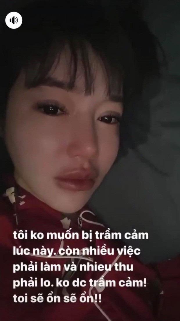 Elly Trần liên tục có động thái lạ giữa tin đồn trầm cảm do chồng Tây ngoại tình - Ảnh 3.