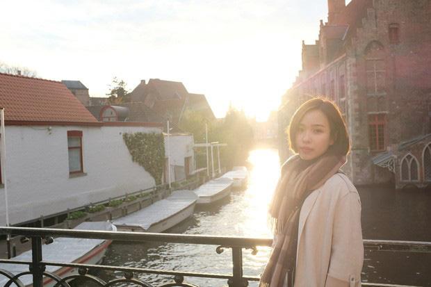 Cô gái học RMIT nghi hẹn hò, đi du lịch châu Âu cùng Công Phượng là ai? - Ảnh 6.