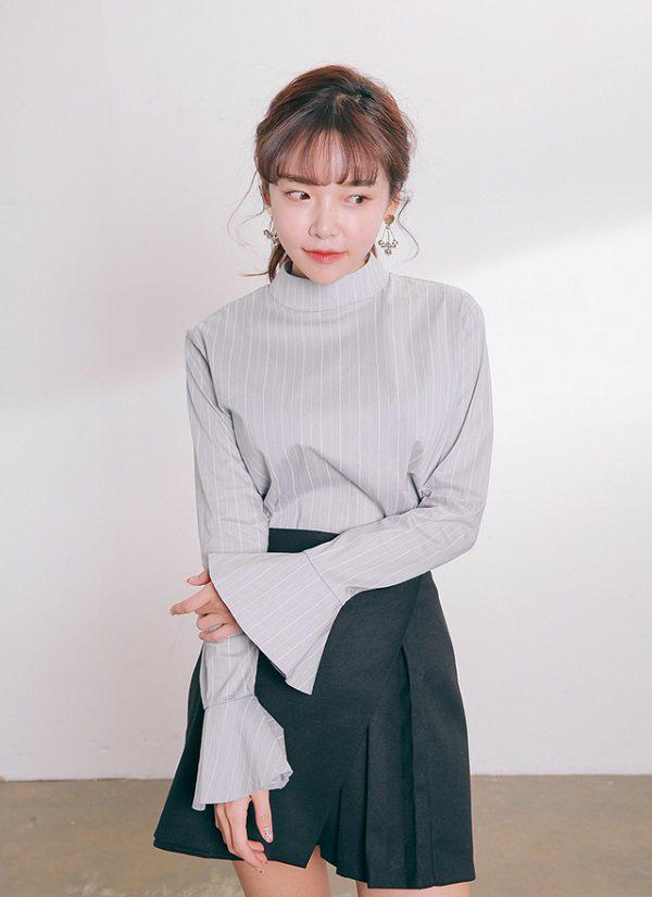 Khéo chọn áo sơ mi cách điệu, phong cách đi làm của chị em sẽ bớt nhàm chán hơn nhiều  - Ảnh 7.