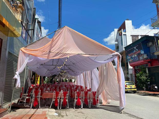 Đã tìm được địa chỉ nhà cô dâu bị tố bùng nhà hàng 150 mâm cỗ cưới - Ảnh 3.