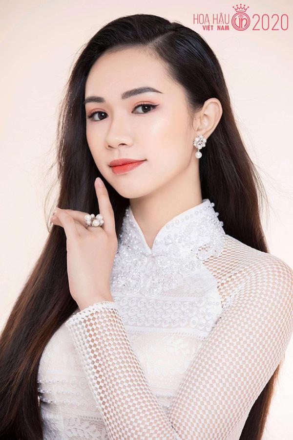 """Nhan sắc người đẹp Hạ Long bất ngờ rút khỏi """"Hoa hậu Việt Nam 2020"""" vào phút chót  - Ảnh 6."""