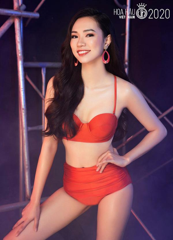 """Nhan sắc người đẹp Hạ Long bất ngờ rút khỏi """"Hoa hậu Việt Nam 2020"""" vào phút chót  - Ảnh 3."""