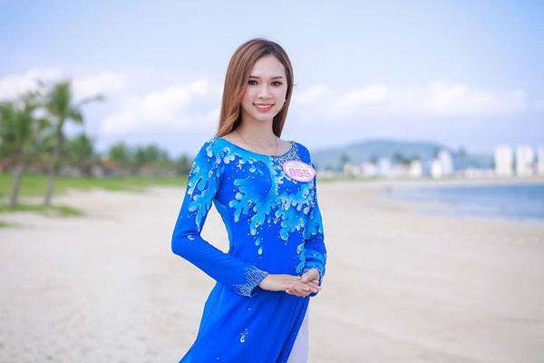 """Nhan sắc người đẹp Hạ Long bất ngờ rút khỏi """"Hoa hậu Việt Nam 2020"""" vào phút chót  - Ảnh 8."""