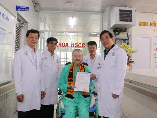 Bệnh viện Chợ Rẫy: Không ngừng cố gắng và xứng đáng - Ảnh 4.