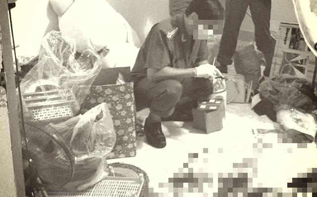 Nữ chủ quán tạp hoá bất ngờ bị nam thanh niên dùng dao cứa cổ tại nhà - Ảnh 1.
