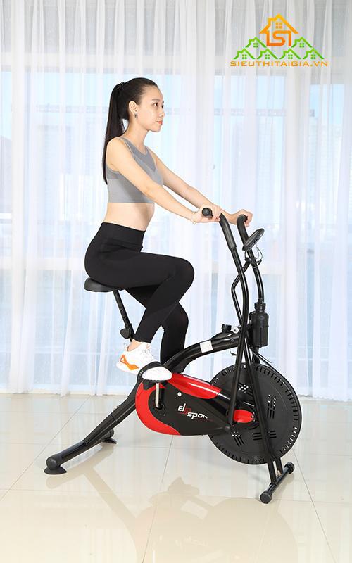 Những lưu ý khi sử dụng máy tập thể dục đạp xe - Ảnh 4.