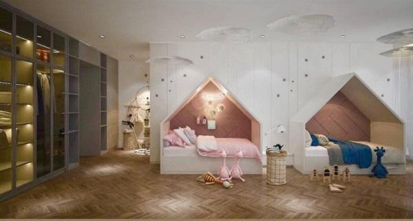 Tận mắt ngắm nội thất đẹp mê li trong căn nhà trị giá 50 tỷ của Ngọc Trinh - Ảnh 7.