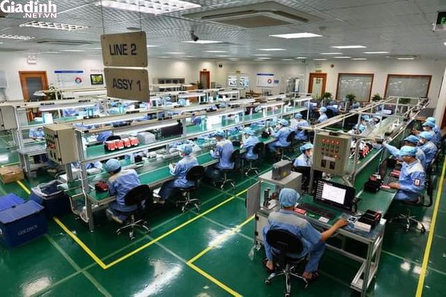 Vĩnh Phúc: 9 tháng đầu năm, toàn tỉnh giải quyết việc làm cho hơn 13.940 lao động - Ảnh 1.