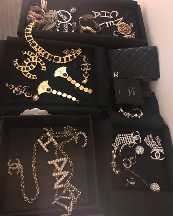 Đầu tư khuyên tai trăm triệu, Phượng Chanel mix hàng hiệu như chơi đồ hàng - Ảnh 3.