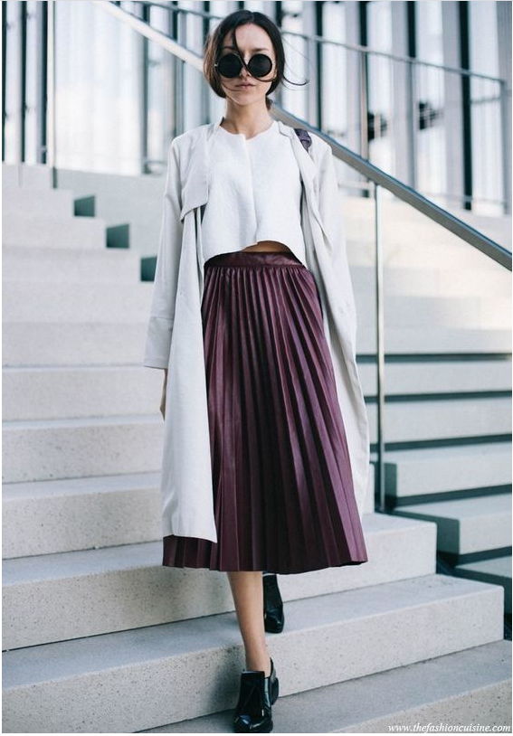 3 kiểu chân váy hot rần rần mùa Thu Đông 2020, nàng có vóc dáng khó mặc đến cũng không thể cưỡng lại được - Ảnh 5.