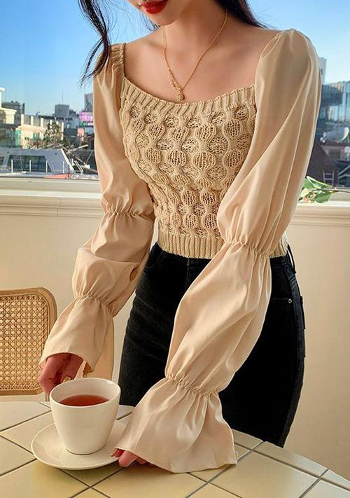Những kiểu áo len đa phong cách khiến chị em văn phòng trẻ ra hẳn cả chục tuổi - Ảnh 10.