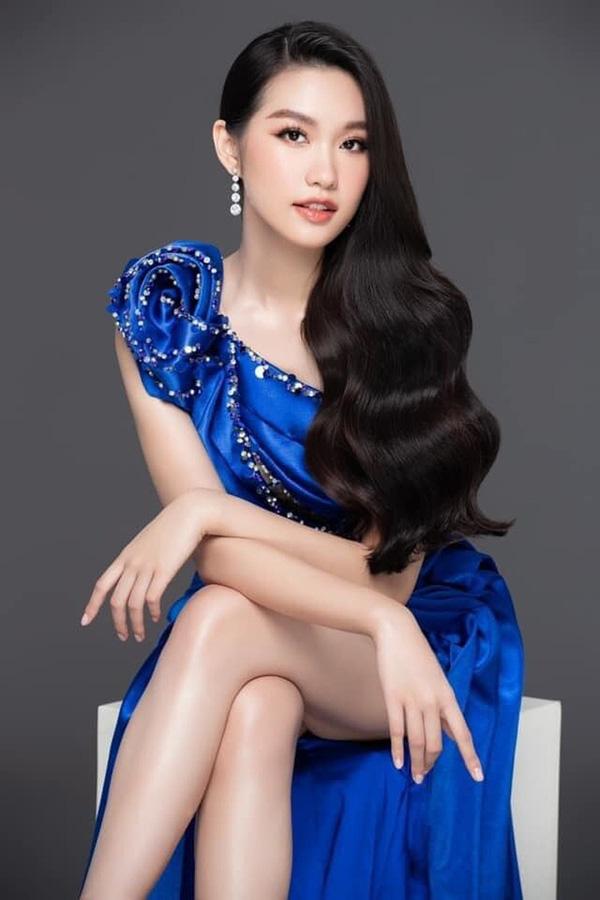 Nhan sắc người đẹp Hoa hậu Việt Nam 2020 vướng tin đồn hẹn hò với cầu thủ Đoàn Văn Hậu - Ảnh 6.