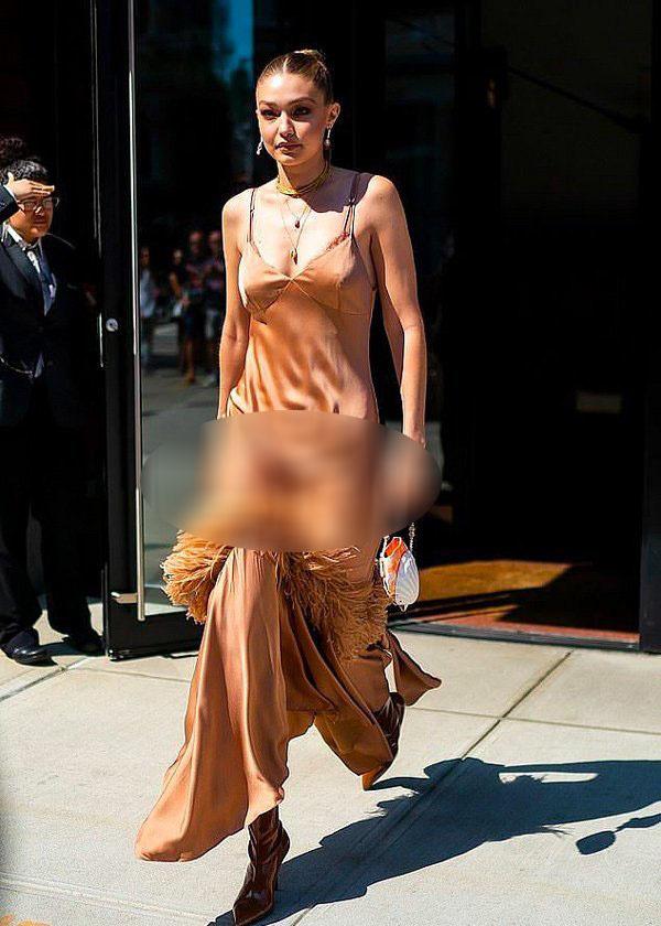 Diện váy lụa kín đáo là thế, nhưng Thanh Hằng lại lộ ngay khoảnh khắc nhạy cảm mà bản thân không hề hay biết - Ảnh 8.