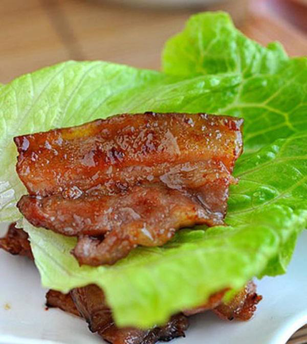 Ướp thịt ba chỉ vàng ươm, giòn bì, thịt thơm mềm hết ý lại siêu dễ ai cũng làm được - Ảnh 10.