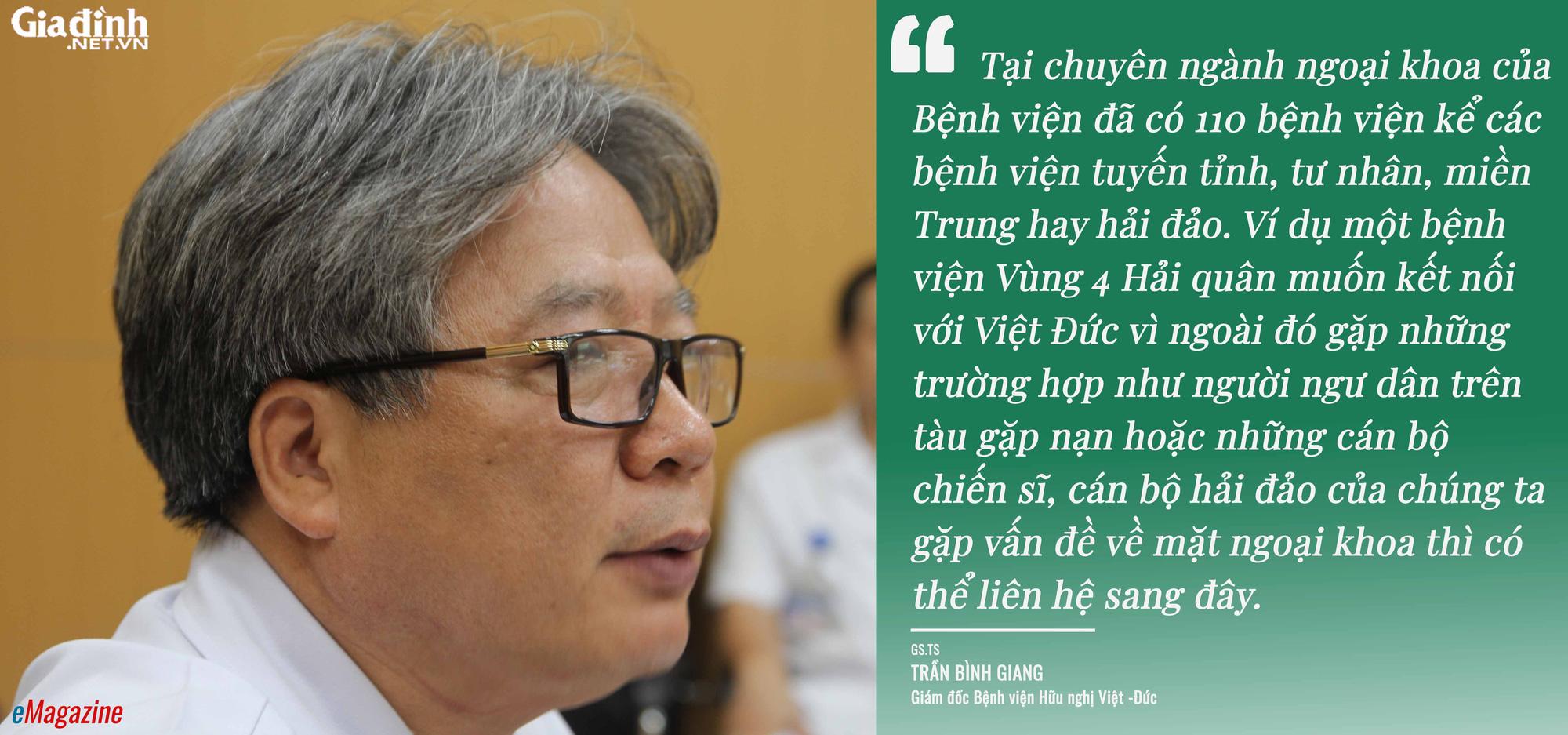 Telehealth và trăn trở từ 15 năm trước của Giám đốc Bệnh viện Việt Đức - Ảnh 16.