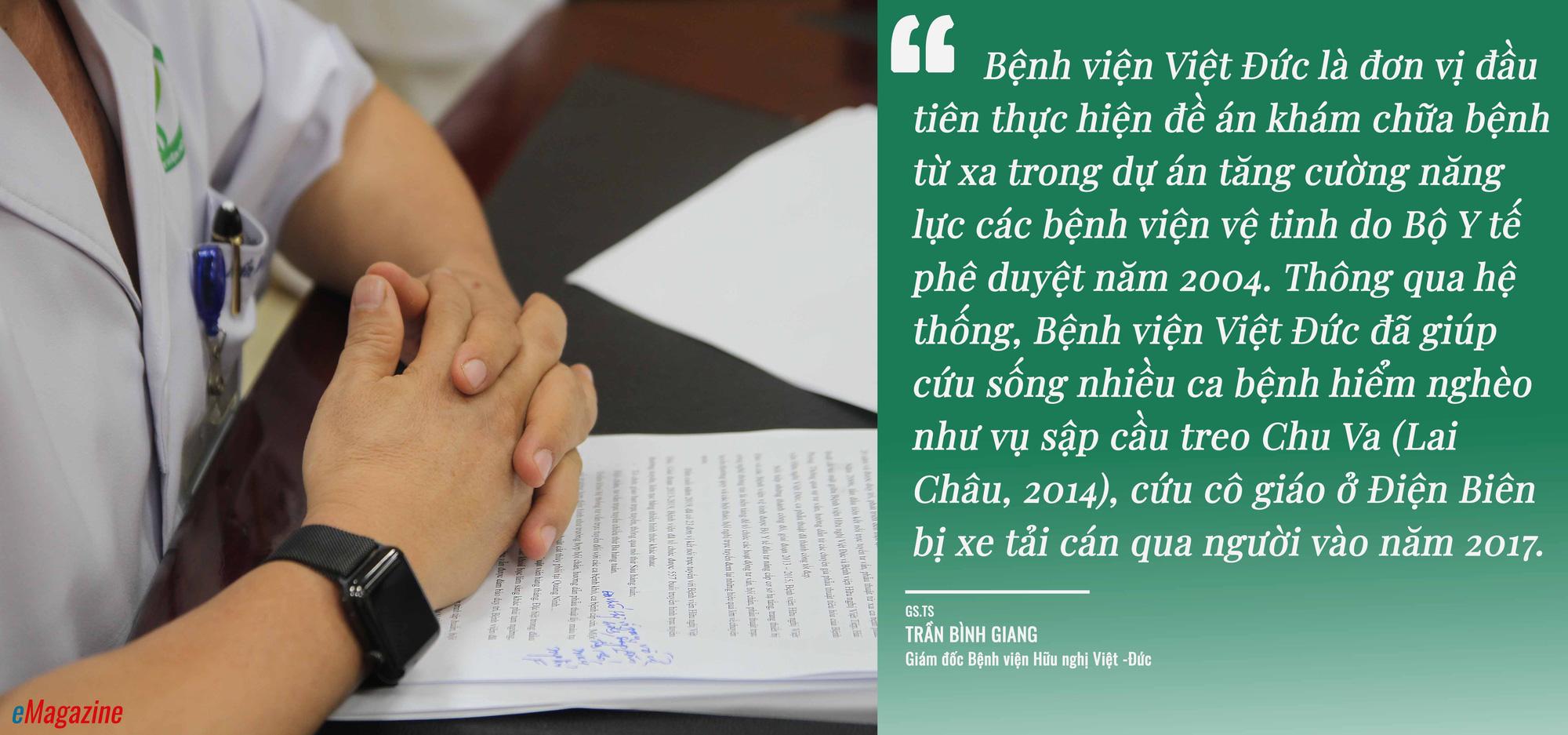 Telehealth và trăn trở từ 15 năm trước của Giám đốc Bệnh viện Việt Đức - Ảnh 13.