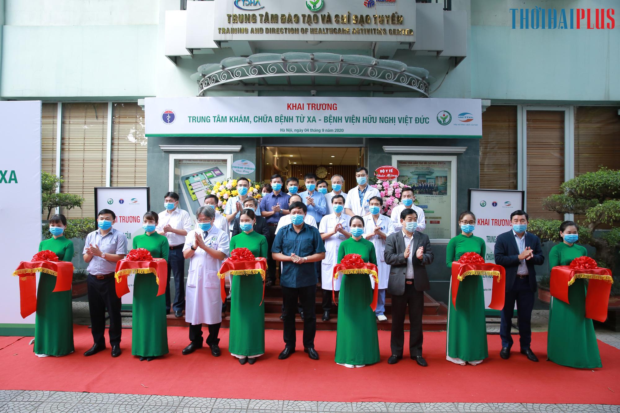Telehealth và trăn trở từ 15 năm trước của Giám đốc Bệnh viện Việt Đức - Ảnh 5.
