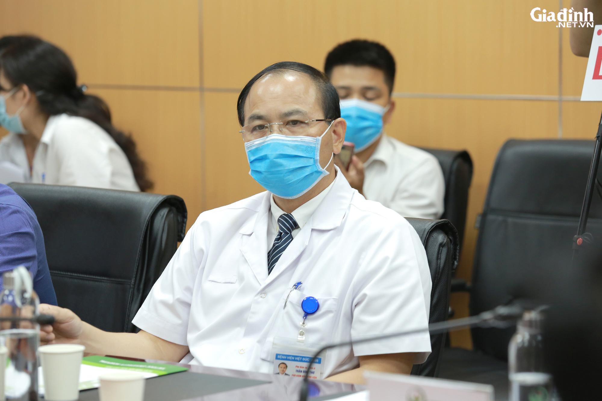 Telehealth và trăn trở từ 15 năm trước của Giám đốc Bệnh viện Việt Đức - Ảnh 7.
