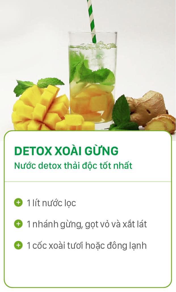 8 công thức tự chế nước uống detox tại nhà, không những tiết kiệm chi phí mà còn giúp nàng da đẹp dáng xinh - Ảnh 8.