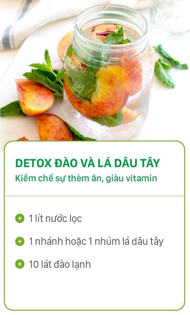 8 công thức tự chế nước uống detox tại nhà, không những tiết kiệm chi phí mà còn giúp nàng da đẹp dáng xinh - Ảnh 9.