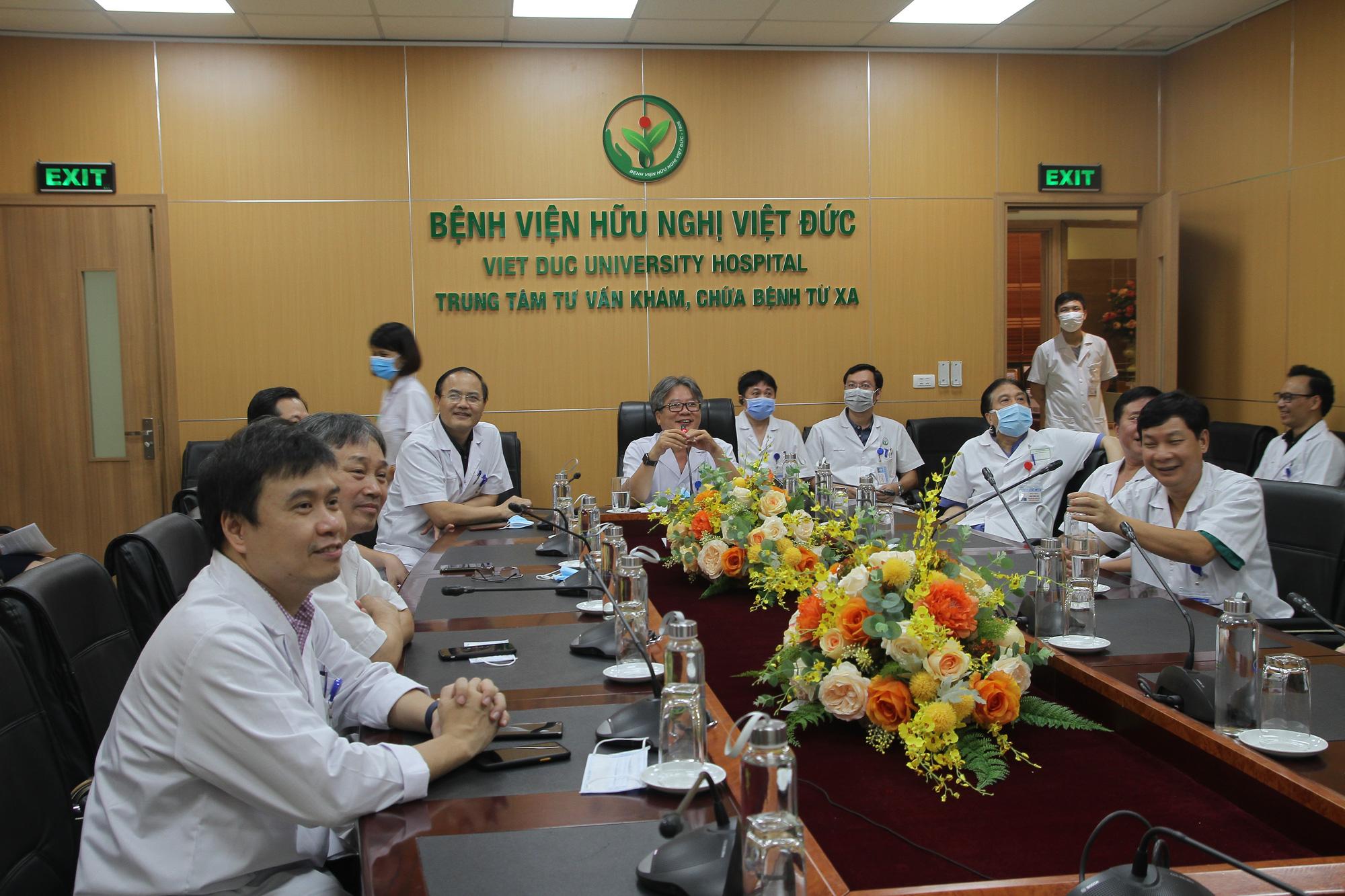 Telehealth và trăn trở từ 15 năm trước của Giám đốc Bệnh viện Việt Đức - Ảnh 14.