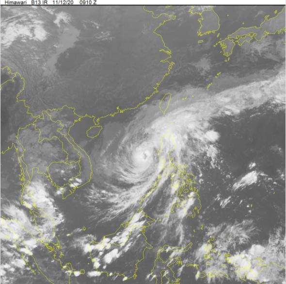 Đề xuất loại tên bão LINFA ra khỏi danh sách các cơn bão gây ảnh hưởng ở khu vực Tây Bắc Thái Bình dương và vùng biển Đông Nam Á - Ảnh 2.