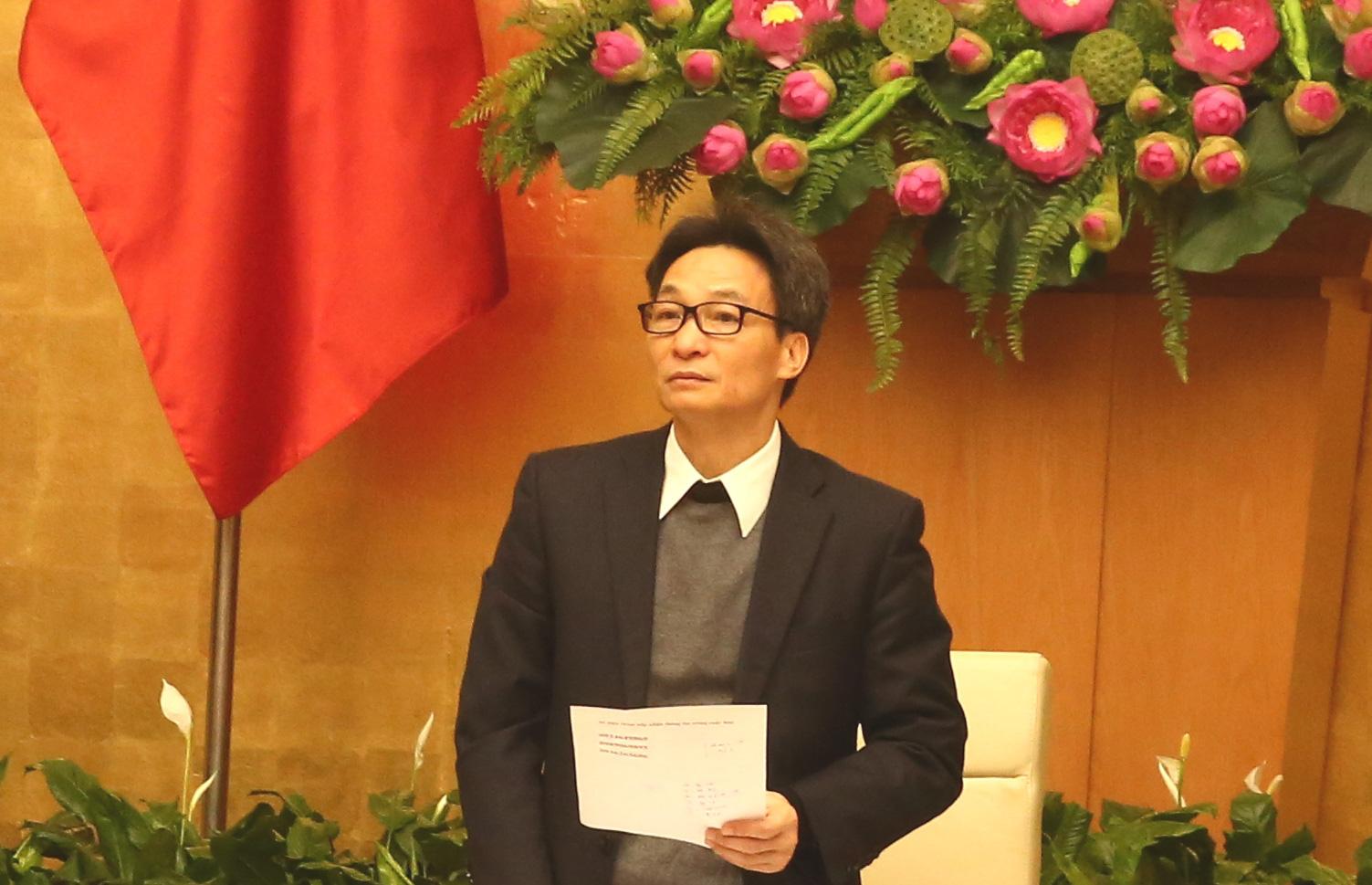 Phó Thủ tướng: Nếu chưa làm được cho phụ huynh, học sinh an tâm thì chưa nên cho đi học lại - Ảnh 1.