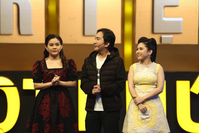 Kim Tử Long rủ vợ và con gái nuôi tham gia gameshow trí tuệ - Ảnh 1.