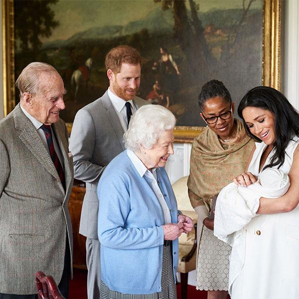 Sau thời gian im ắng, cuối cùng Nữ hoàng Anh đã có hành động liên quan đến con trai của vợ chồng Harry - Meghan - Ảnh 1.