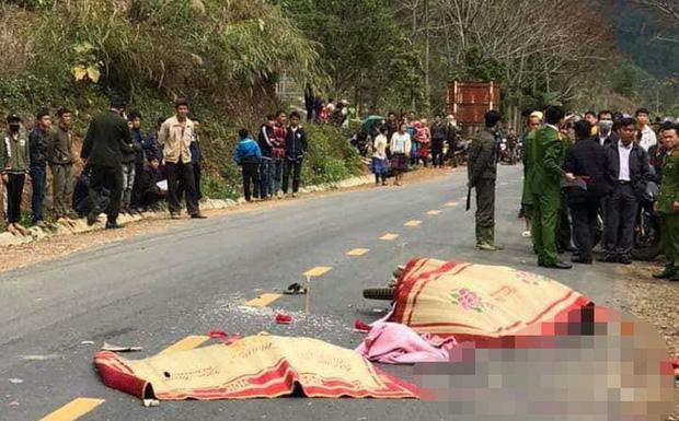 Hoàn cảnh thương tâm của gia đình 3 người đi xe máy tử vong sau va chạm xe khách - Ảnh 2.