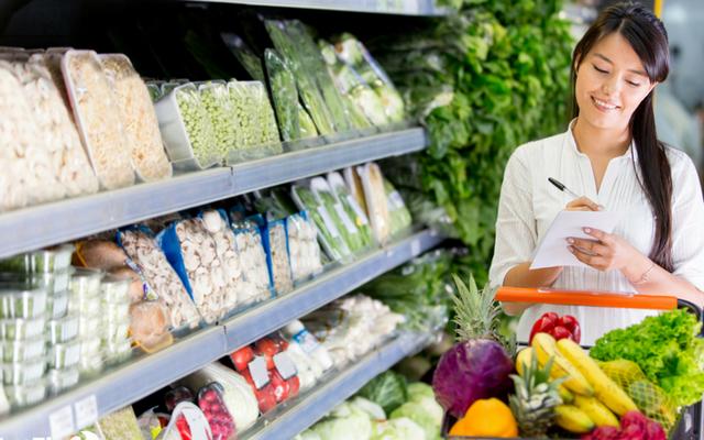 5 mẹo mua sắm thời bão giá để mỗi lần đi siêu thị, tiền triệu không vẫy tay chào ra khỏi túi - Ảnh 1.