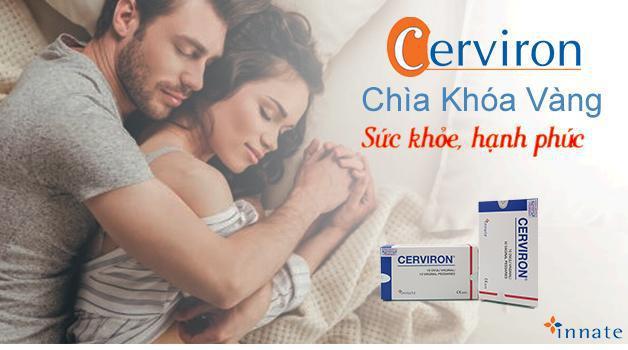 Cerviron - Liệu pháp mới trong điều trị viêm phụ khoa và làm hồng vùng kín - Ảnh 5.
