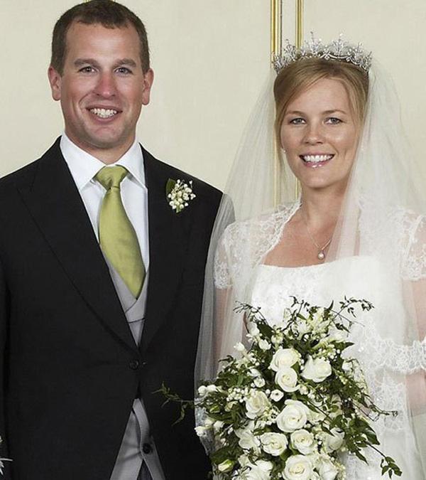 Cháu trai lớn nhất của Nữ hoàng Anh đột ngột bị vợ ly hôn và điều này có liên quan đến vợ chồng Harry - Meghan Markle? - Ảnh 1.