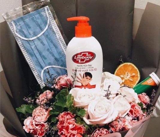Mãn nhãn với những bó hoa độc, lạ trong ngày Valentine - Ảnh 13.