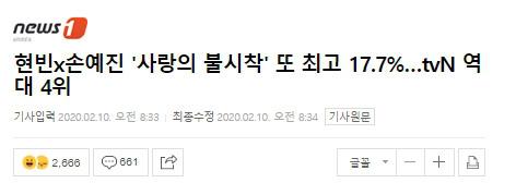 Hạ Cánh Nơi Anh lọt top phim ăn khách của tvN, Son Ye Jin trở thành diễn viên được yêu thích nhất - Ảnh 1.