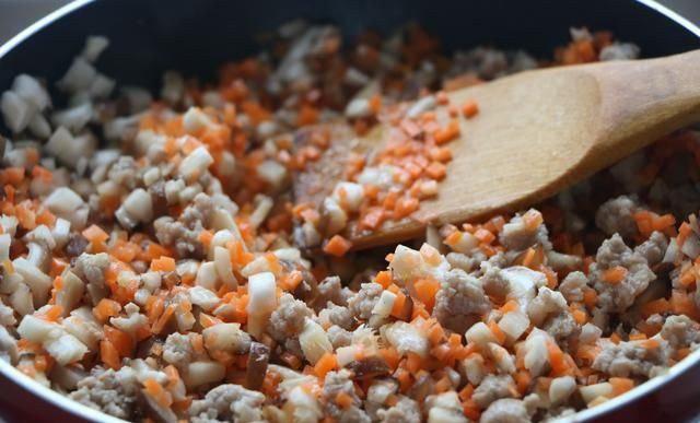 Thịt viên rau củ ít thịt nhiều rau không ngấy mà ngon hết sảy - Ảnh 4.
