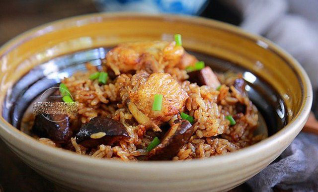 Đổ cả gà lẫn gạo vào nồi cơm điện, sáng ra có món ngon thần thánh, cả nhà tấm tắc - Ảnh 9.