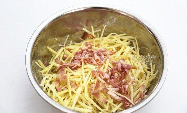 Bánh trứng khoai tây vừa đẹp mắt lại đủ chất dinh dưỡng cho cả nhà - Ảnh 5.