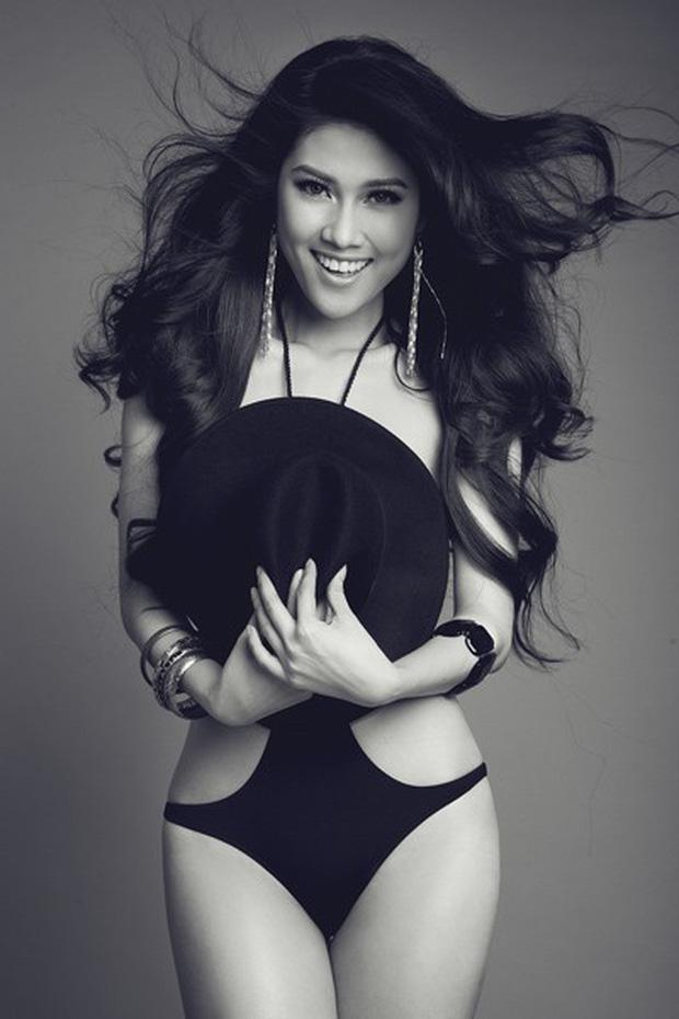 Đời tư ít biết của siêu mẫu hơn 6 tuổi mà Song Luân vừa công khai là bạn gái - Ảnh 3.