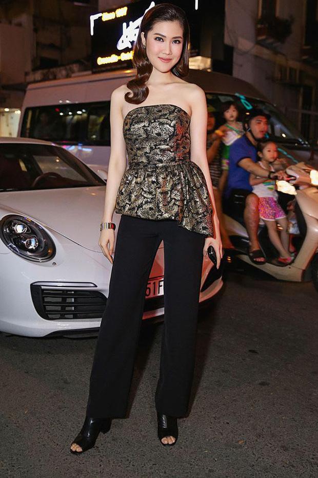 Đời tư ít biết của siêu mẫu hơn 6 tuổi mà Song Luân vừa công khai là bạn gái - Ảnh 4.